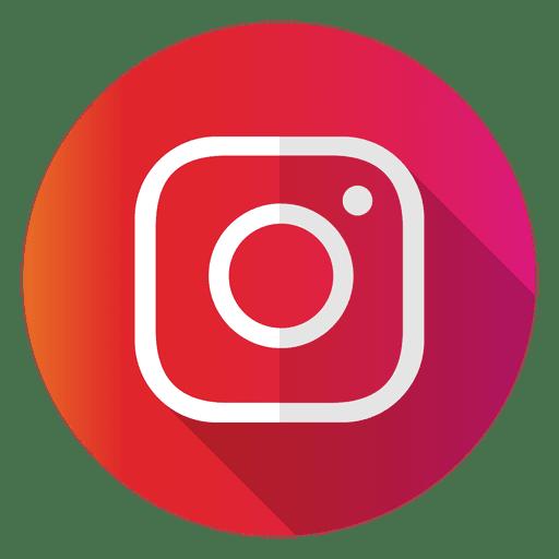 Instagram icon circle