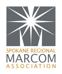 Spokane MarCom logo