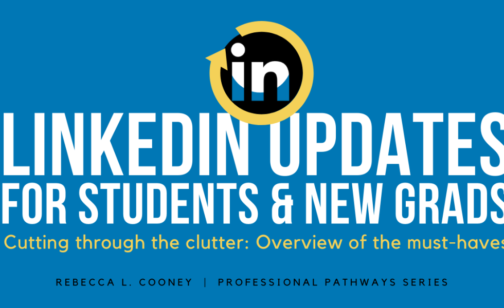 Professional Pathways - LinkedIn