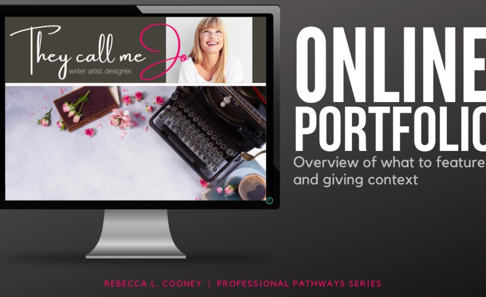 Professional Pathways - Online Portfolio
